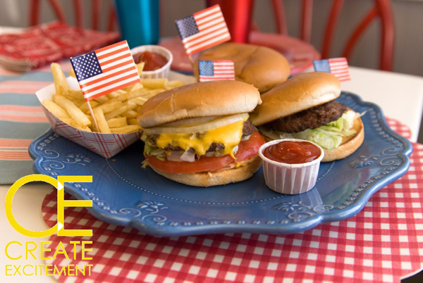 Fourth of july party ideas food drinks music games for 4th of july cocktail party recipes