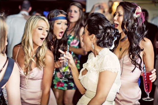 Create Excitement - Get Guests Involved in the Open Dance Segments of Your Reception