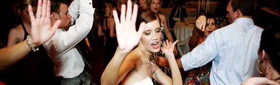 Create Excitement - Get Your Guests Involved in the Open Dance Segments of Your Wedding Reception