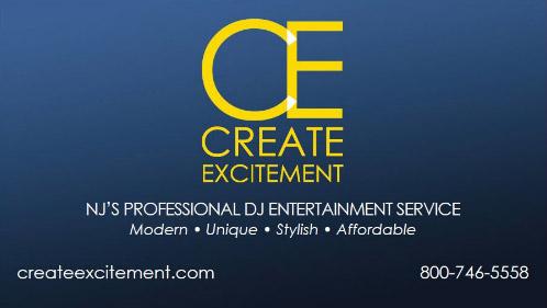 Create Excitement DJ Entertainment
