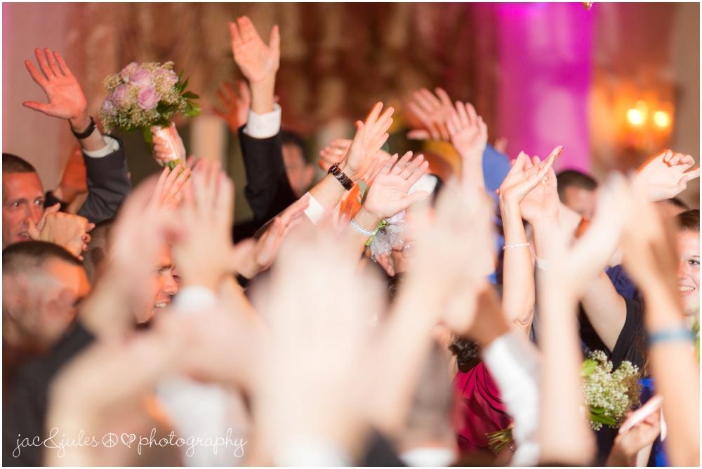 Bride and Groom Ocean, NJ Wedding