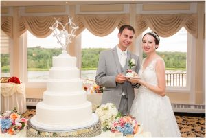 Katherine and Christopher Wedding at the Mill Lakeside Manor