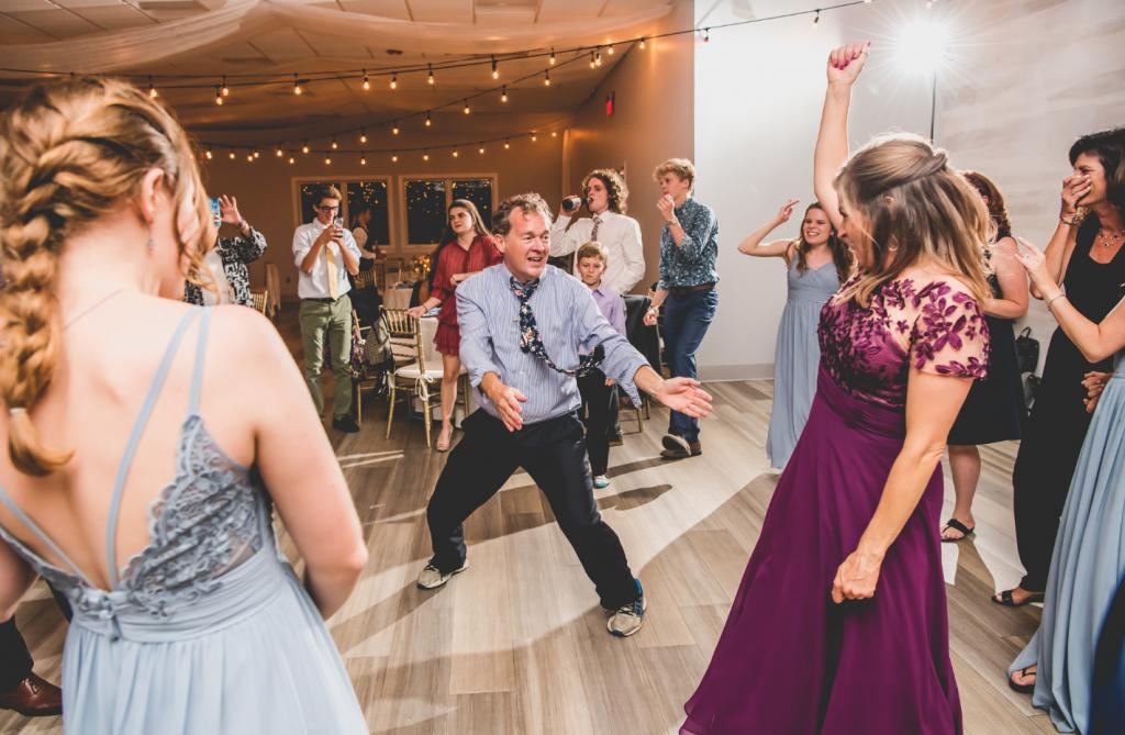Taylor Pavilion Wedding Reception