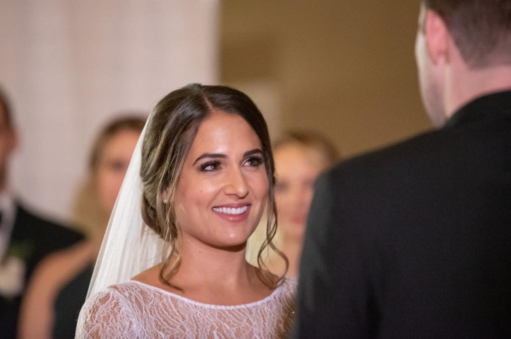 Emily's wedding at Ryland Inn